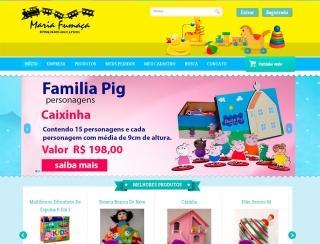 Maria Fumaça Brinquedos