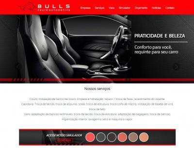 Bulls Couro Automotivo