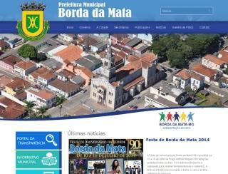 Prefeitura Borda da Mata
