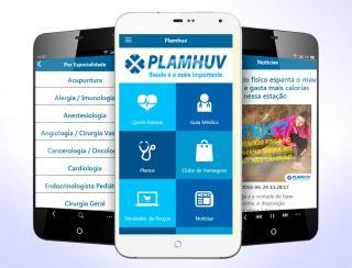 Plamhuv