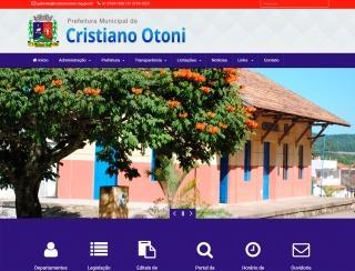 Prefeitura Cristiano Otoni